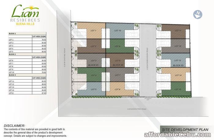 4th picture of Unit 2C Townhouse Fore Sale in Guadalupe, Ceebu City For Sale in Cebu, Philippines