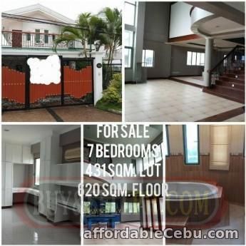 1st picture of fully finished unit house and lot 2story/7BEDROOMS /431sqm. Lot area guadalupe,cebu city For Sale in Cebu, Philippines