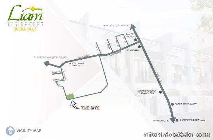5th picture of Unit 2C Townhouse Fore Sale in Guadalupe, Ceebu City For Sale in Cebu, Philippines