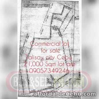 1st picture of commercial lot for sale linao,talisay city cebu jut about 2mins from highway talisay For Sale in Cebu, Philippines