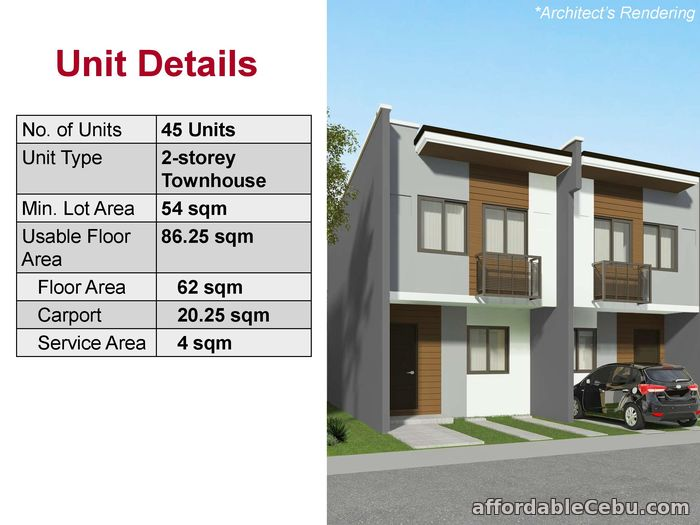 1st picture of House and lot for sale in Minglanilla For Sale in Cebu, Philippines
