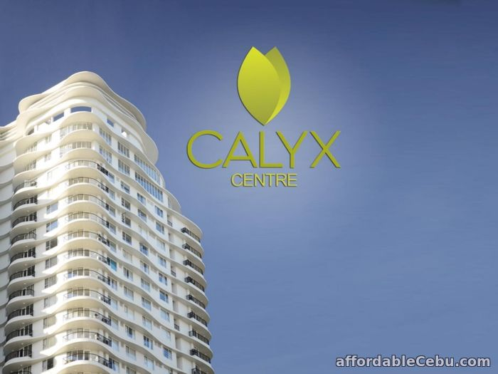 1st picture of Studio Units For Sale at Calyx Centre in Cebu City For Sale in Cebu, Philippines