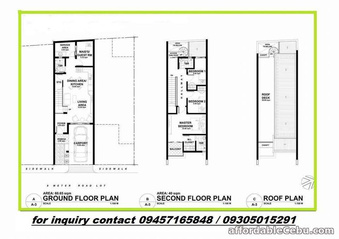 3rd picture of House and lot for SAle in Mactan near airport For Sale in Cebu, Philippines