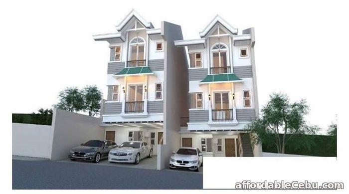 2nd picture of 3 Storey Single Attached House For Sale in Banawa, Cebu City For Sale in Cebu, Philippines