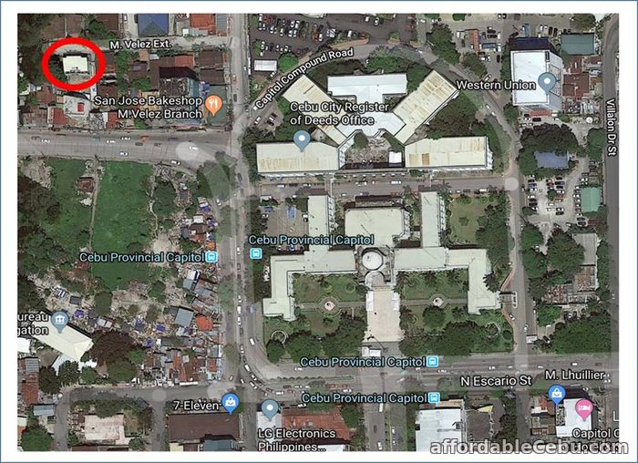 2nd picture of House and lot for Sale in Cebu City Near Capitol For Sale in Cebu, Philippines