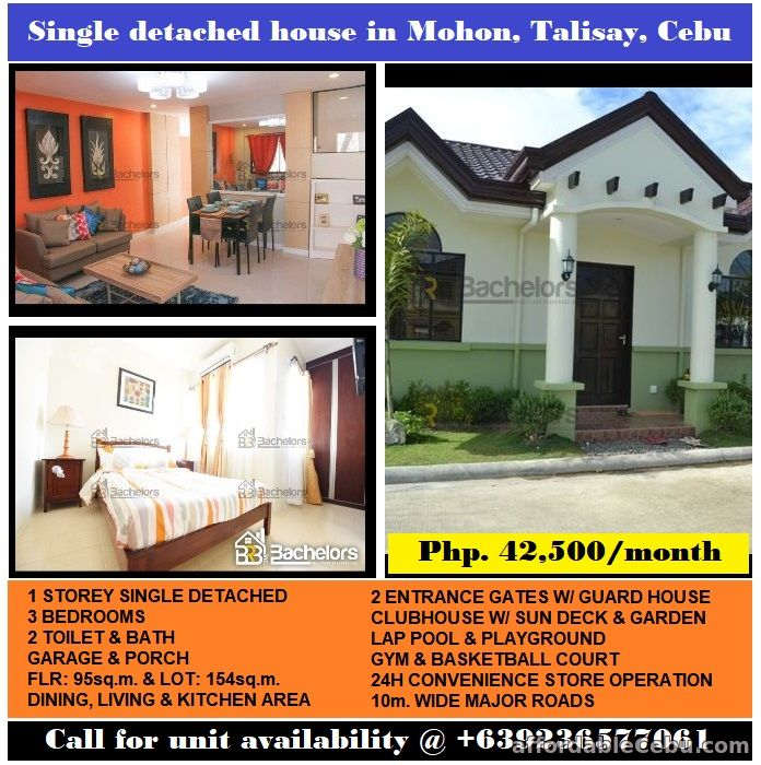 1st picture of Are you not excited to check this elegant house in Talisay? For Sale in Cebu, Philippines