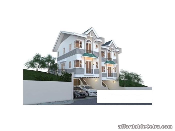 1st picture of 3 Storey Single Attached House For Sale in Banawa, Cebu City For Sale in Cebu, Philippines