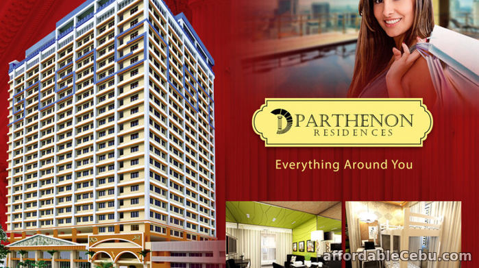 1st picture of Condo Unit For Sale at Parthenon Residences in Cebu City For Sale in Cebu, Philippines