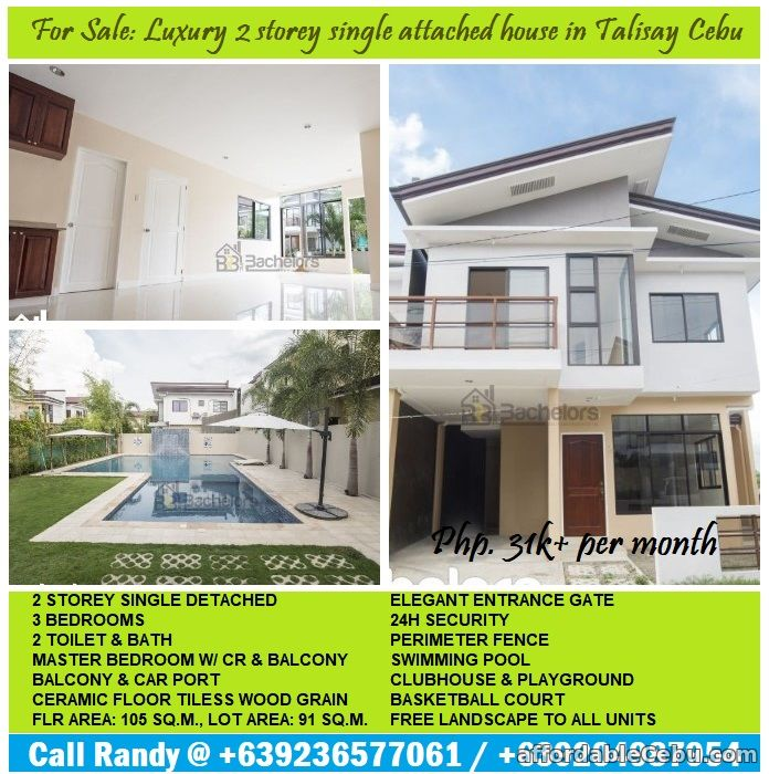 1st picture of A residential community in the heart of Talisay City, Cebu For Sale in Cebu, Philippines