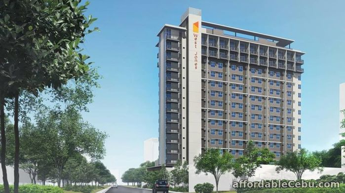 3rd picture of Condo Unit for Sale at West Jones Residences in Cebu City For Sale in Cebu, Philippines