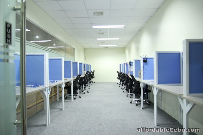 3rd picture of A Fast Growing Call Center Seat Lease Provider in Cebu For Rent in Cebu, Philippines