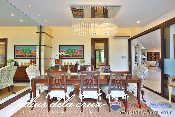 5th picture of Beautiful Ayala Alabang House For Sale a Corner Contemporary Home Hits The Market! For Sale in Cebu, Philippines