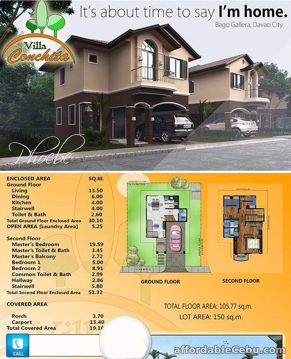 2nd picture of Villa Conchita Davao City For Sale in Cebu, Philippines
