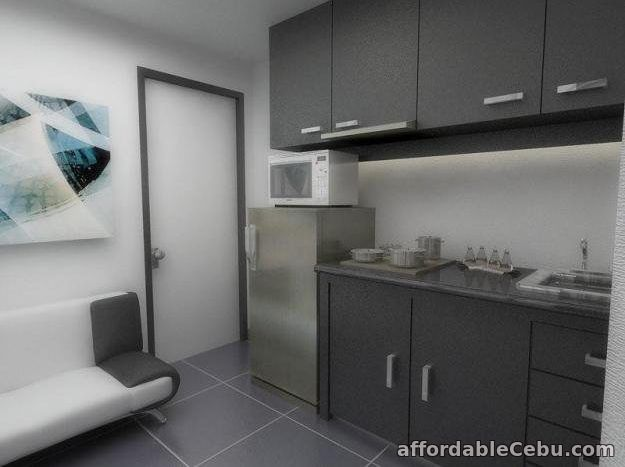 3rd picture of 1 Bedroom Condo Unit for Sale at Atelier Residences in Cebu City For Sale in Cebu, Philippines