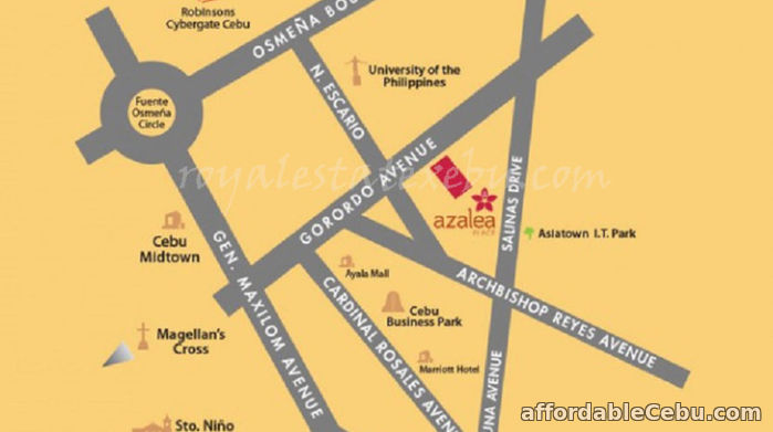 5th picture of Condo Unit for Sale at Azalea Place in Lahug Cebu City For Sale in Cebu, Philippines