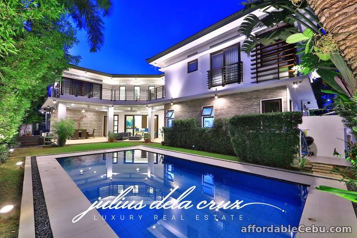 1st picture of Beautiful Ayala Alabang House For Sale a Corner Contemporary Home Hits The Market! For Sale in Cebu, Philippines