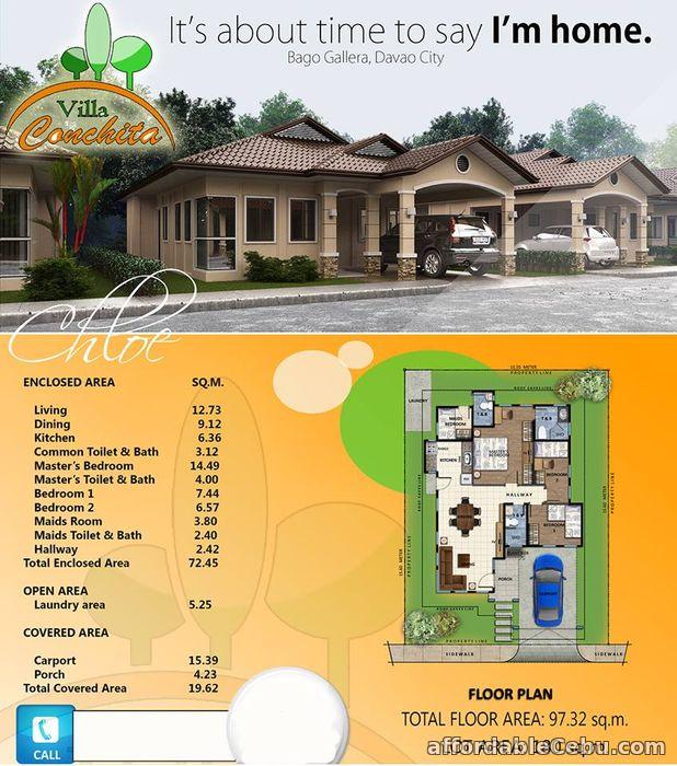 3rd picture of Villa Conchita Davao City For Sale in Cebu, Philippines