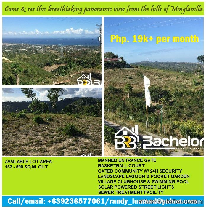 1st picture of You will surely love the breathtaking panoramic view... For Sale in Cebu, Philippines