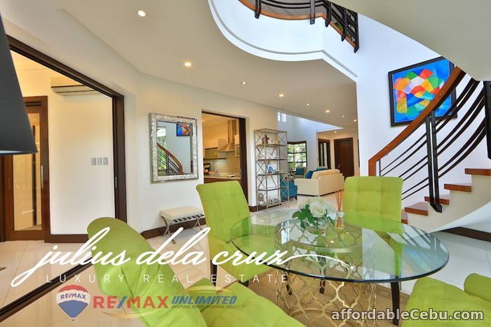 4th picture of Beautiful Ayala Alabang House For Sale a Corner Contemporary Home Hits The Market! For Sale in Cebu, Philippines