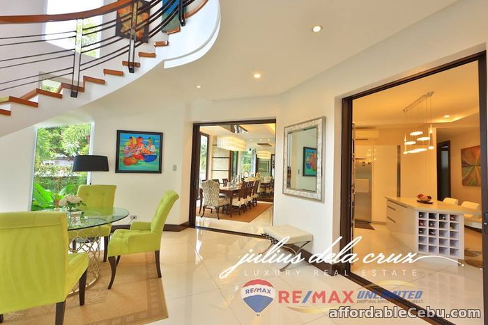 3rd picture of Beautiful Ayala Alabang House For Sale a Corner Contemporary Home Hits The Market! For Sale in Cebu, Philippines
