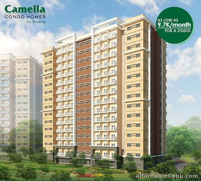 2nd picture of Camella Condo Homes The Terraces MAA Davao City For Sale in Cebu, Philippines