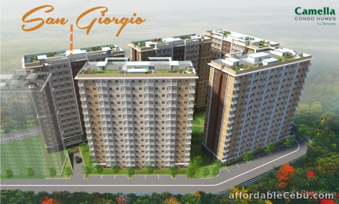 3rd picture of Camella Condo Homes The Terraces MAA Davao City For Sale in Cebu, Philippines