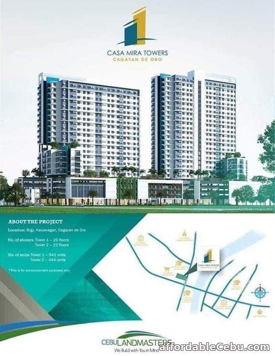 5th picture of Casa Mira Towers Cagayan De Oro For Sale in Cebu, Philippines