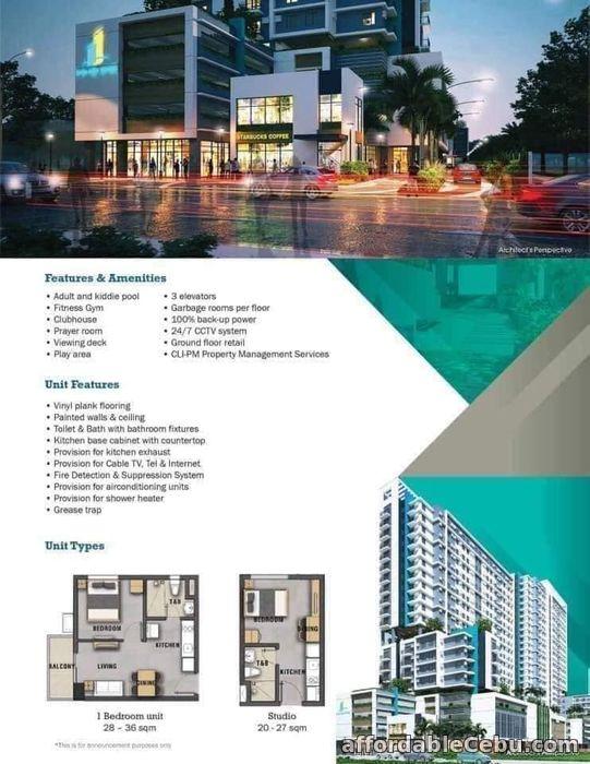 4th picture of Casa Mira Towers Cagayan De Oro For Sale in Cebu, Philippines