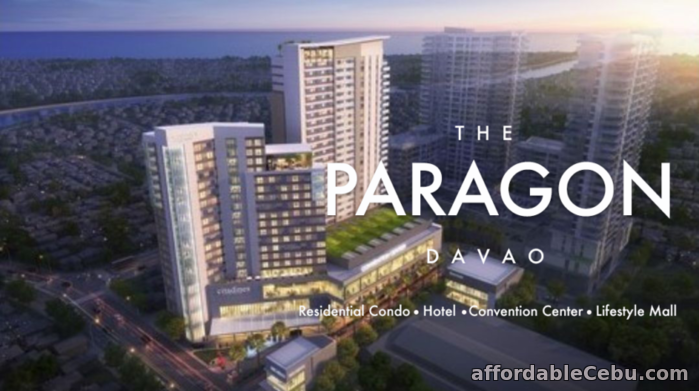 1st picture of The Paragon Davao City For Sale in Cebu, Philippines