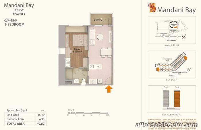 2nd picture of Condominium for sale in Mandaue City - Mandani Bay For Sale in Cebu, Philippines
