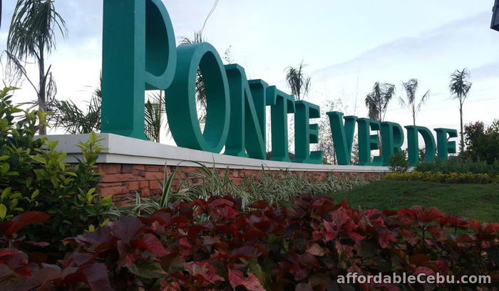1st picture of Ponte Verde Davao – Prime Lots Only For Sale in Cebu, Philippines