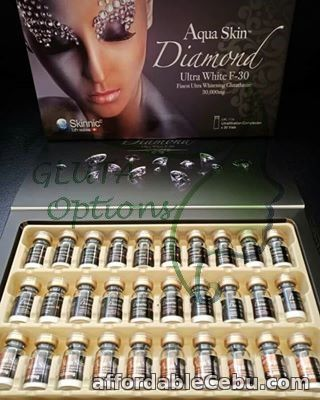2nd picture of BIG DISCOUNT: NEW Aquaskin Diamond 30 vials from Switzerland (Original) For Sale in Cebu, Philippines