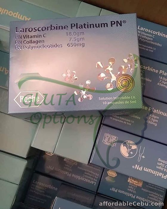 1st picture of NEW & IMPROVED: New Version: Laroscorbine Platinum PN For Sale in Cebu, Philippines