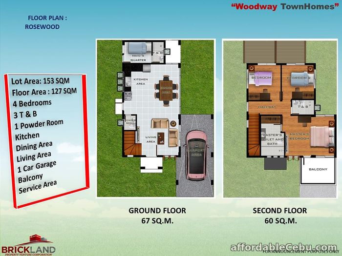 3rd picture of Rfo House and lot for SAle in Talisay For Sale in Cebu, Philippines