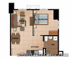 2nd picture of Avida Towers Riala - 1 Bedroom Unit (Tower 4) For Sale in Cebu, Philippines