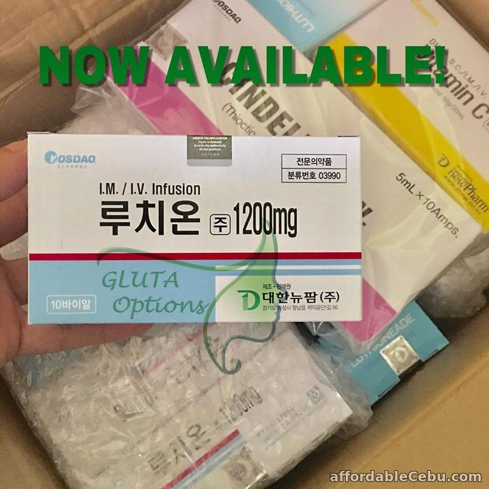 3rd picture of PROMO: Cindella 1200mg from Korea (Original with Authenticity Stickers) For Sale in Cebu, Philippines
