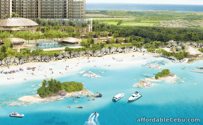 2nd picture of 2-bedroom luxury condo in Aruga Resort and Residences by Rockwell For Sale in Cebu, Philippines
