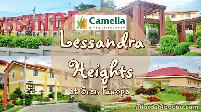 1st picture of Lessandra Heights at Gran Europa For Sale in Cebu, Philippines