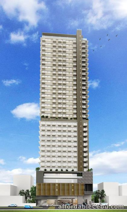 1st picture of Cityscape Grand Tower - 2 Bedroom Unit For Sale in Cebu, Philippines