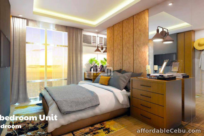 3rd picture of Condo For Sale Preselling- Paseo Grove(1-Bedroom UNIT) Humay-Humay Road, Mactan, Lapu-Lapu, City For Sale in Cebu, Philippines