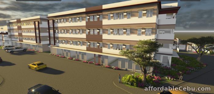 2nd picture of LA ALMIRAH CREST (AMADA CONDO) - STUDIO UNIT (4TH FLOOR) For Sale in Cebu, Philippines