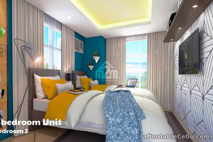 4th picture of Condo For Sale Preselling -  Paseo Grove(2-Bedroom UNIT)  Humay-Humay Road, Mactan, Lapu-Lapu, City For Sale in Cebu, Philippines