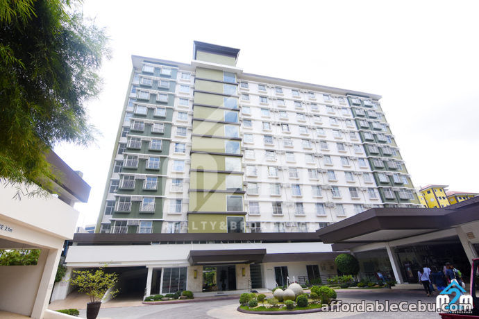 1st picture of Condo For Sale & Ready For Occupancy - Bamboo Bay Resort Condominium(1 BEDROOM UNIT) Panagdait, Mabolo, Cebu City For Sale in Cebu, Philippines