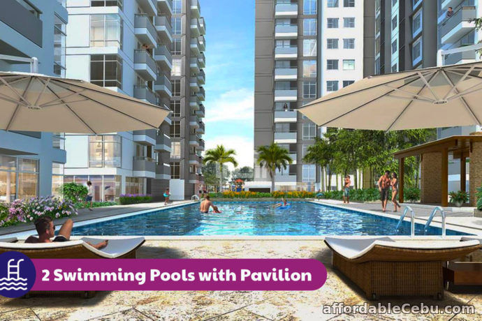 5th picture of Condo For Sale Preselling -  Paseo Grove(2-Bedroom UNIT)  Humay-Humay Road, Mactan, Lapu-Lapu, City For Sale in Cebu, Philippines
