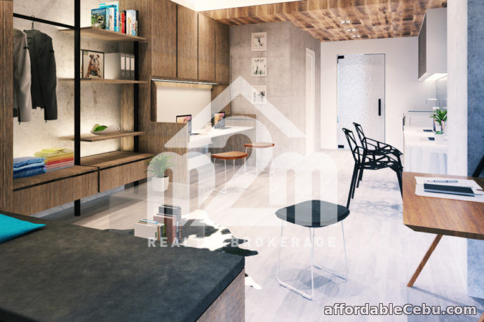 4th picture of Condo For Sale- Meridian by Avenir (STUDIO SUITES) Golam Drive, Brgy. Kasambagan, Cebu City For Sale in Cebu, Philippines