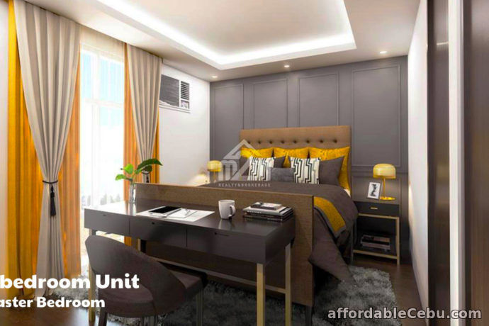 3rd picture of Condo For Sale Preselling -  Paseo Grove(2-Bedroom UNIT)  Humay-Humay Road, Mactan, Lapu-Lapu, City For Sale in Cebu, Philippines