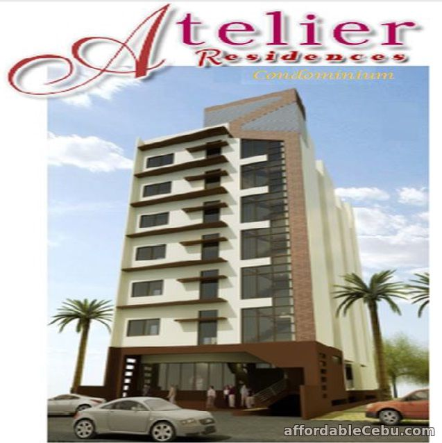 1st picture of CONDO 1BR FOR SALE- ATELIER RESIDENCES For Sale in Cebu, Philippines