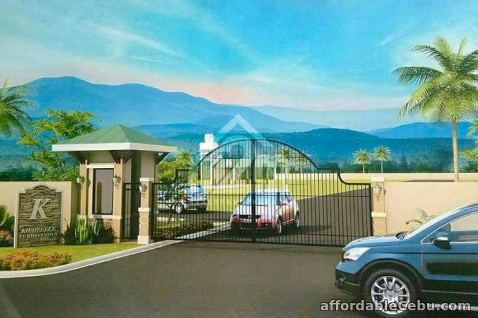 1st picture of Lot For Sale - Khaizelle Subdivision(LOT ONLY) Brgy. Sabang Danao, Cebu City For Sale in Cebu, Philippines