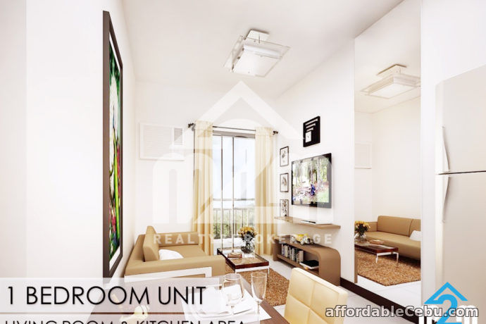 3rd picture of Condo For Sale Ready For Occupancy  - Antara Condominium(1-BEDROOM UNIT) Lawaan, Talisay City, Cebu For Sale in Cebu, Philippines