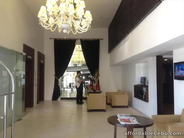 3rd picture of Cityscape Hotel and Residences - Studio Unit For Sale in Cebu, Philippines